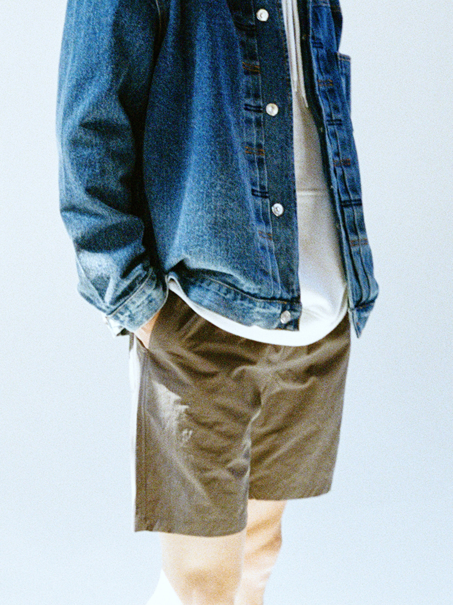 20SS CHARCOAL RESORT SHORTS