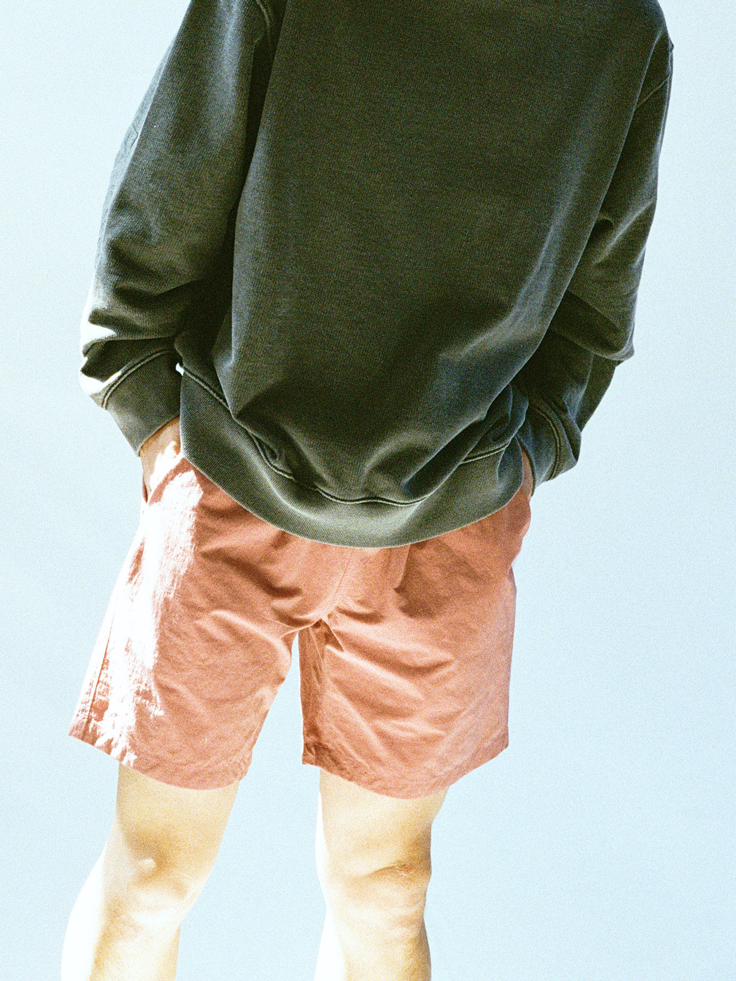 20SS RED RESORT SHORTS